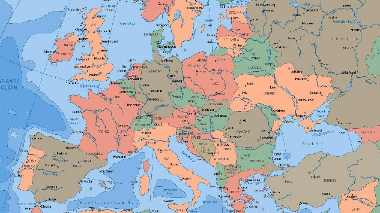 Uefa Schimbă Harta Europei Elveția Cea Mai Afectată O Nouă