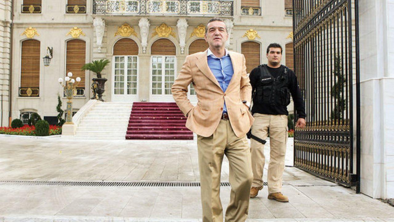 Becali și Spectaculoasa Poveste A Palatului Din Aleea Alexandru