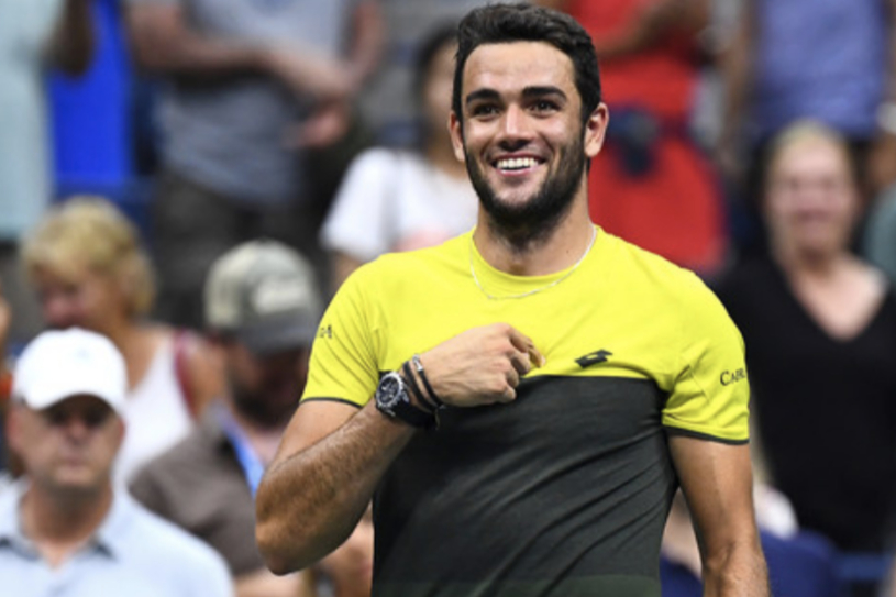 Analiză: Turneul Campionilor 2019. Tabloul grupelor din perspectiva lui Matteo Berrettini. Foto: US Open