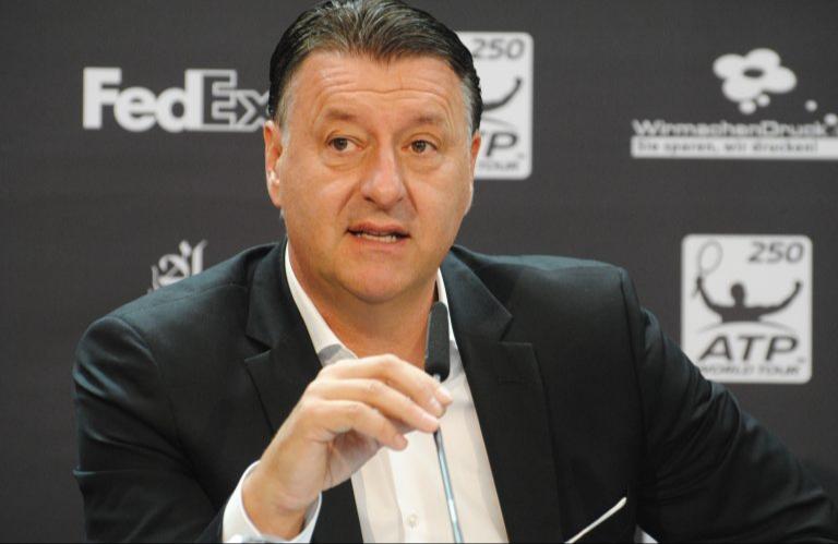 Edwin Weindorfer, organizator al turneului de la Viena, revoltat din cauza unui meci demonstrativ dintre Djokovic și Nadal.