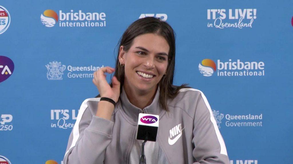 Programul finalei Fed Cup Australia - Franța: apariție surpriză a Ajlei Tomljanovic