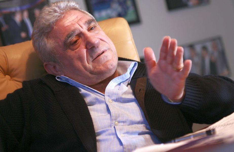 Ioan Becali i-a reprezentat drepturile lui Dănciulescu în perioada în care acesta juca fotbal