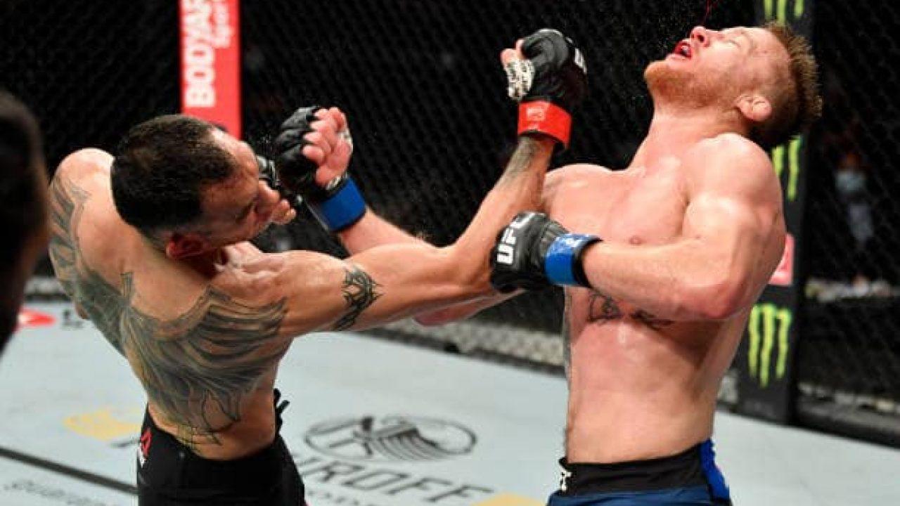 pierdeți în greutate ca luptătorul UFC)