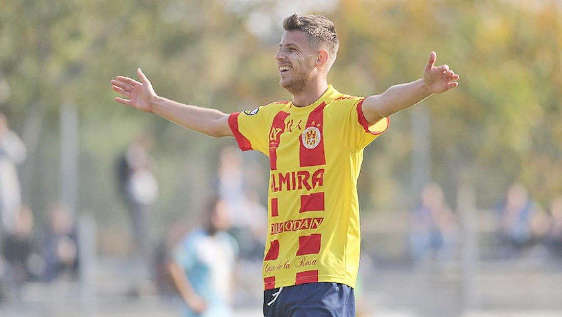 Albert Voinea a fost jucătorul Ripensiei Timișoara în turul acestui sezon al Ligii 2 și a marcat 13 goluri