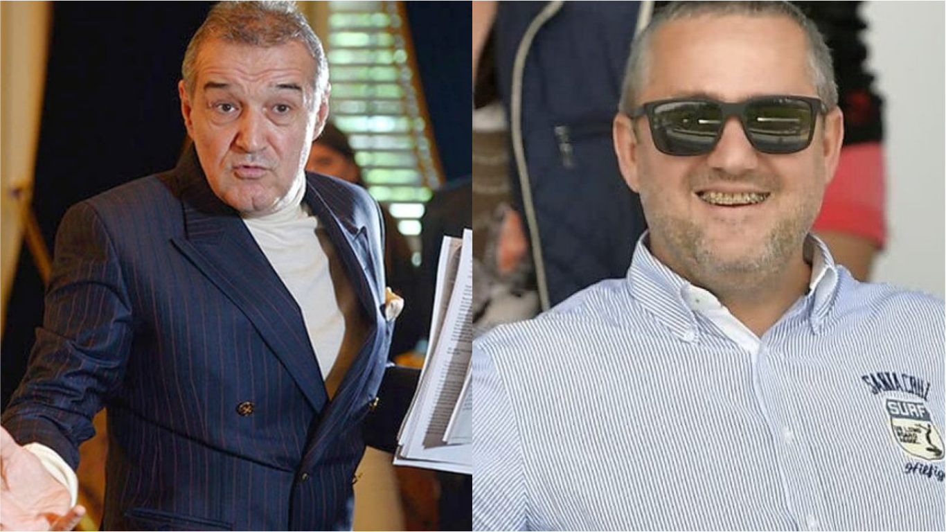 "Dialog fabulos Mihai Rotaru – Gigi Becali: ""Te fac praf"" / ""Ești vai de capul tău"""
