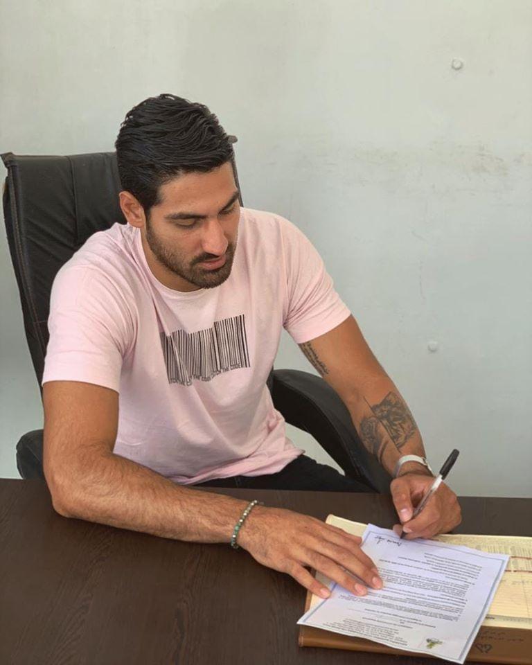 Amin Yousefinezhad a evoluat în ultimul sezon în Italia