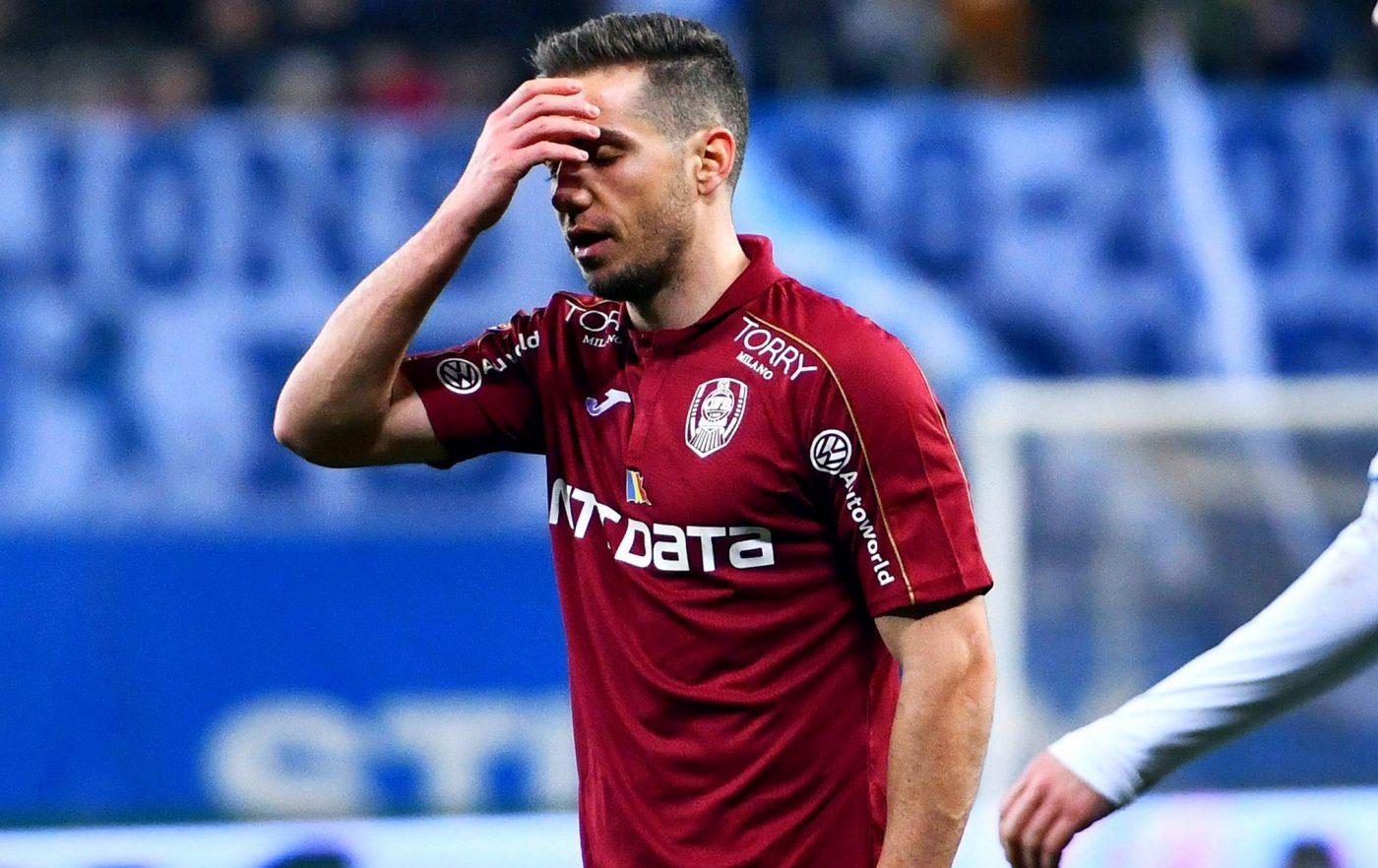 Patronul Varga a fost deranjat de faptul ca Alex Chipciu joacă puțin în ciuda salariului mare pe care îl are