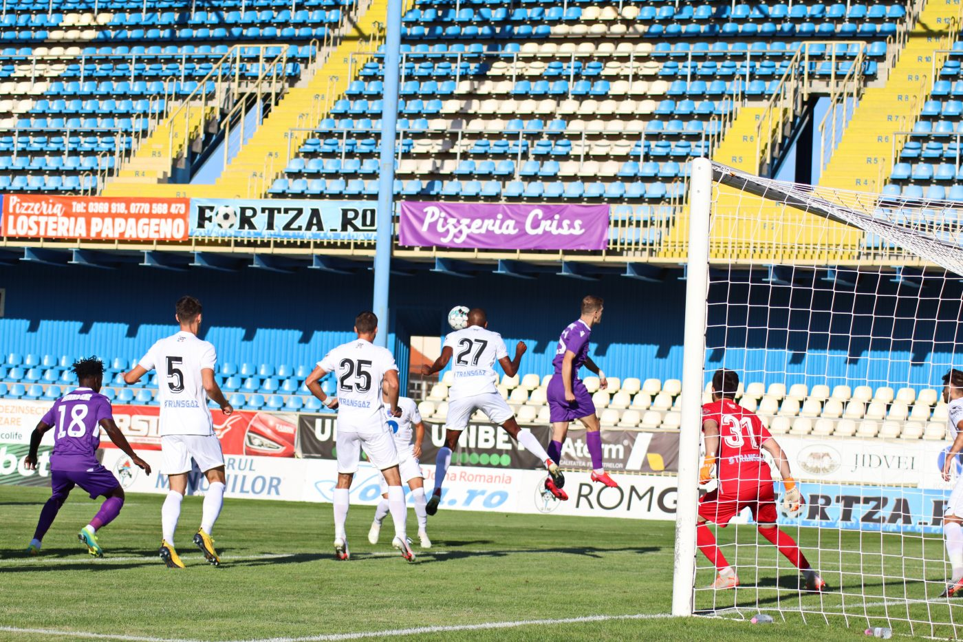 Gaz Metan – FC Argeș 2-1, Live Video Online, în etapa a 3-a din Liga 1 | Ronaldo Deaconu a revenit cu pasă de gol de la Jocurile Olimpice!