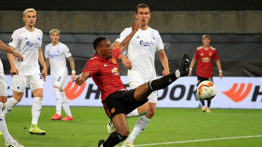 Europa League draw: Man United set for İstanbul Başakşehir ...  |Man Utd-fc Copenhaga