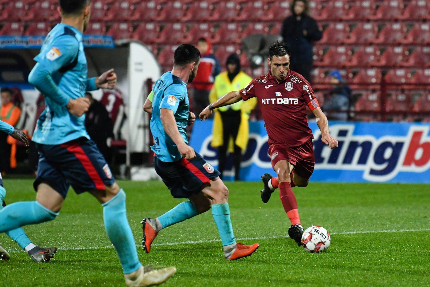 Ziua de Cluj   Unde se joacă meciul CFR Cluj - Chindia din ...   Cfr Cluj- Chindia Târgoviște