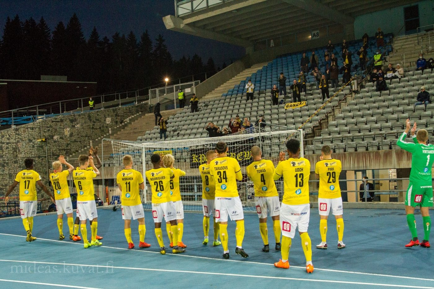 KuPS Kuopio, adversara pe care CFR o va întâlni în play ...  |Cfr Cluj-kups