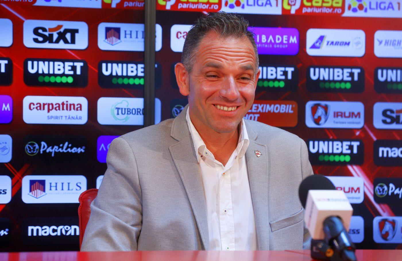 Pablo Cortacero a promis că va aduce la Dinamo 10 milioane de euro