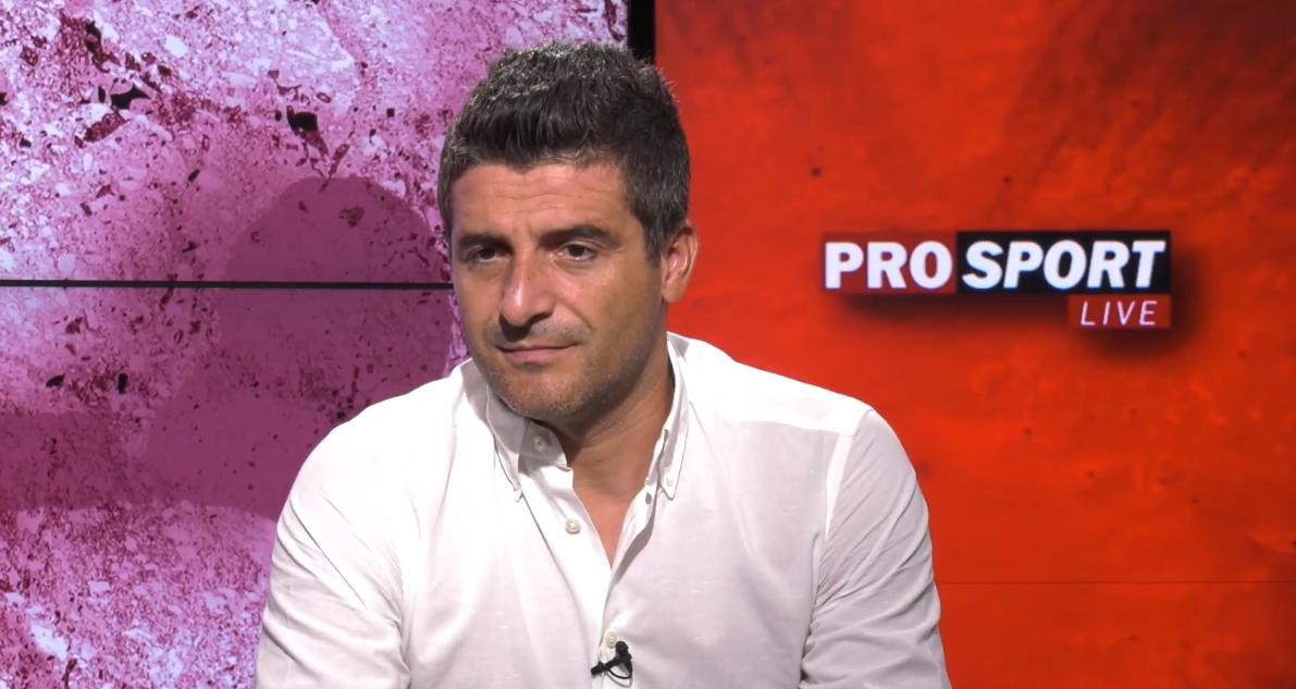 Daniel Niculae a condiționat revenirea sa la Rapid cu îndepărtarea lui Nicolescu