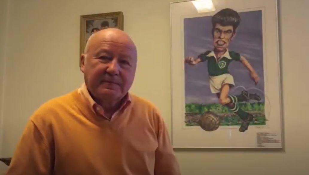 (Lars-Åke Lagrell, unul dintre cei mai importanți oameni din fotbalul suedez)