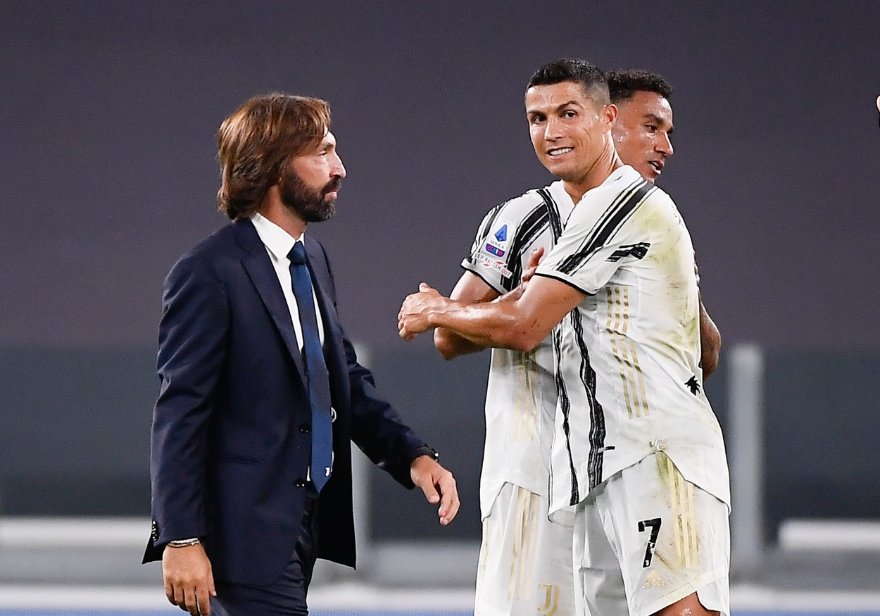Cristiano Ronaldo, once again savior for Juventus! Four-goal show in the  derby with AS Roma + Striker's amazing record | VIDEO