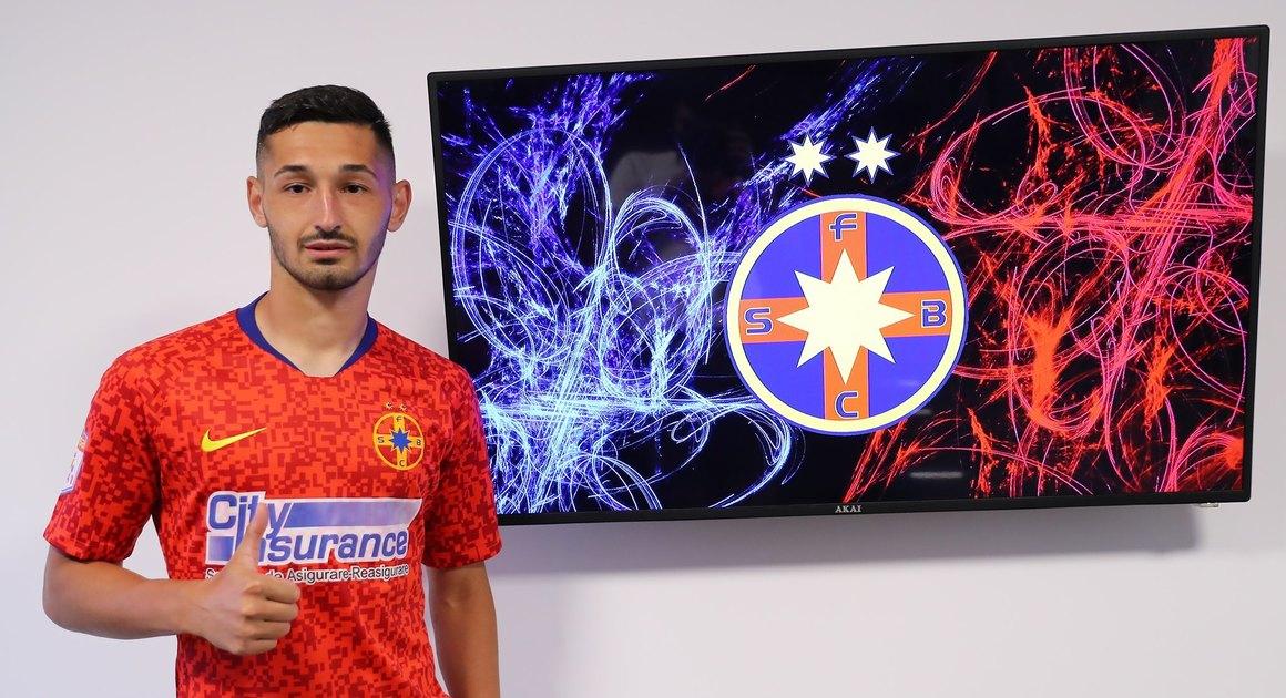 Ștefan Cană, la FCSB