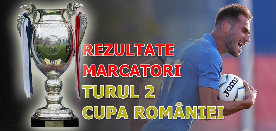 Meciurile turului 2 al Cupei României au loc ACUM. Steaua o întâlnește pe SC Popești Leodeni. Șase jocuri nu se dispută, iar o echipă e calificată din oficiu