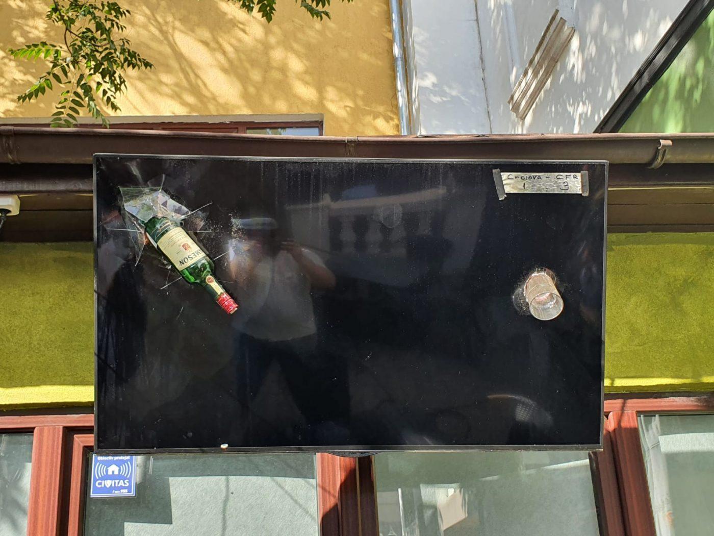 tv peluza nord universitatea craiova titlu raspuns bergodi