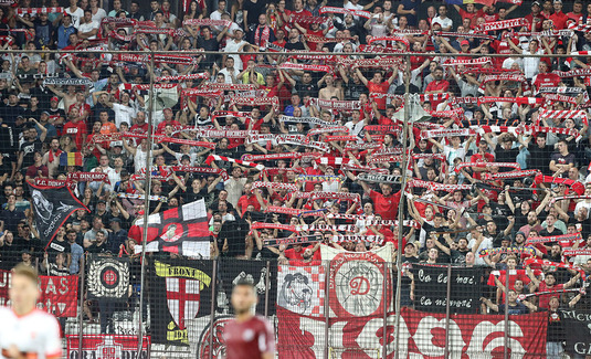 Sergiu Hanca praises Dinamo's supporters for the DDB project