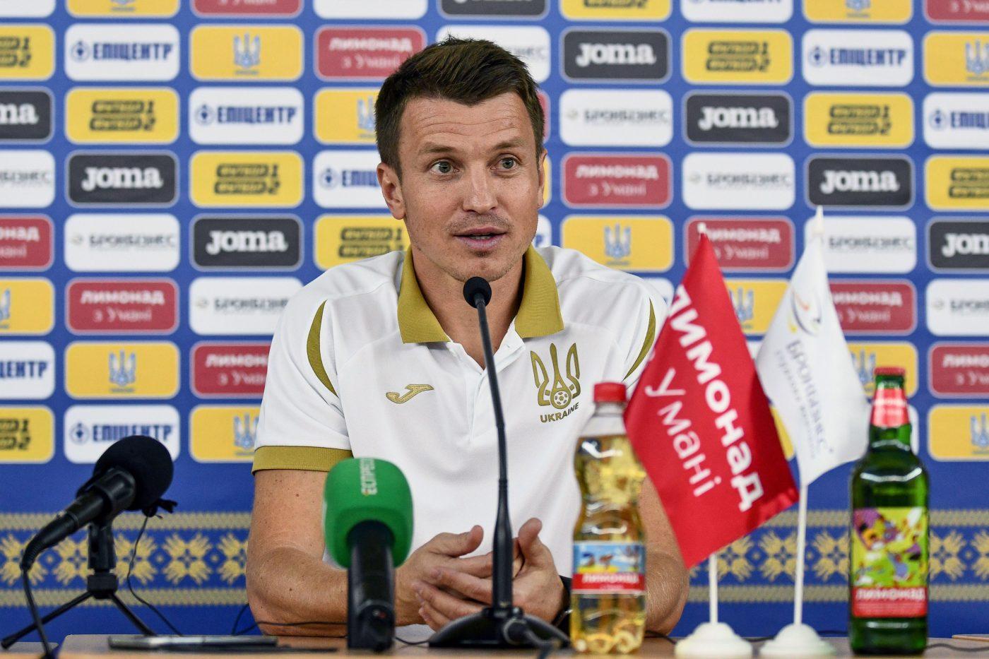 Ruslan Rotan despre Mircea Lucescu selectioner Ucraina U21