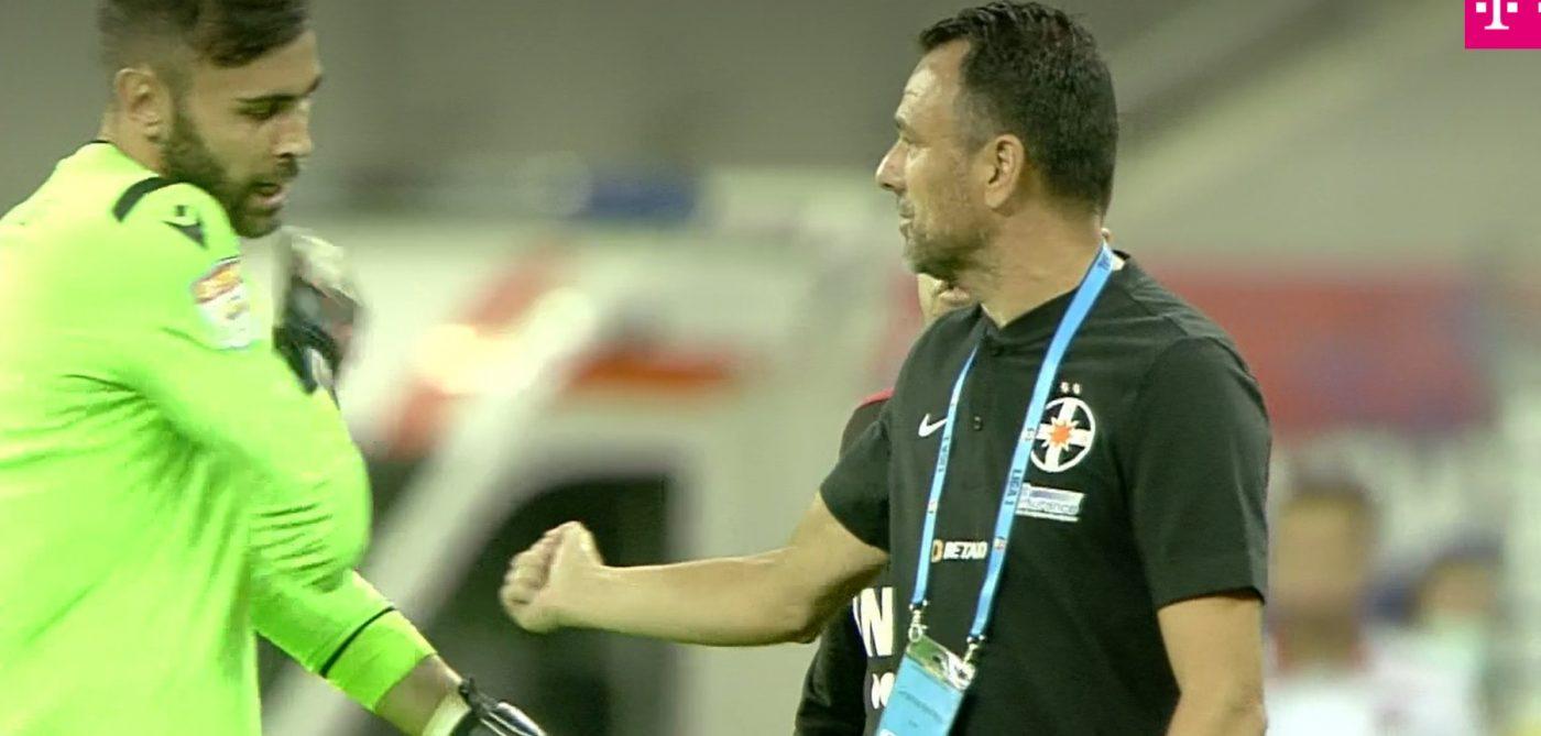Toni Petrea și Mejias Osorio, conflict după FCSB - Dinamo