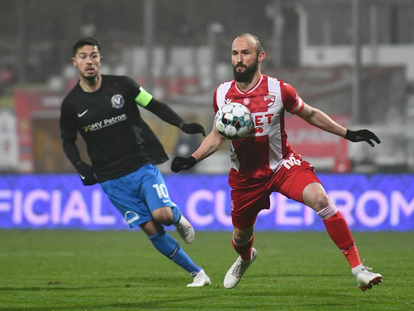 """Gabi Iancu, misterios după eșecul la scor cu Dinamo: """"Aș da în antrenori, dar nu cred că e frumos și normal!"""""""