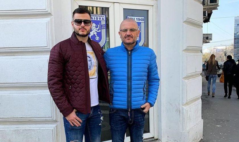"""Fiul lui Adrian Mititelu tună după o nouă condamnare la închisoare a patronului de la FC U Craiova: """"Sistemul judiciar din România este unul infect!"""""""