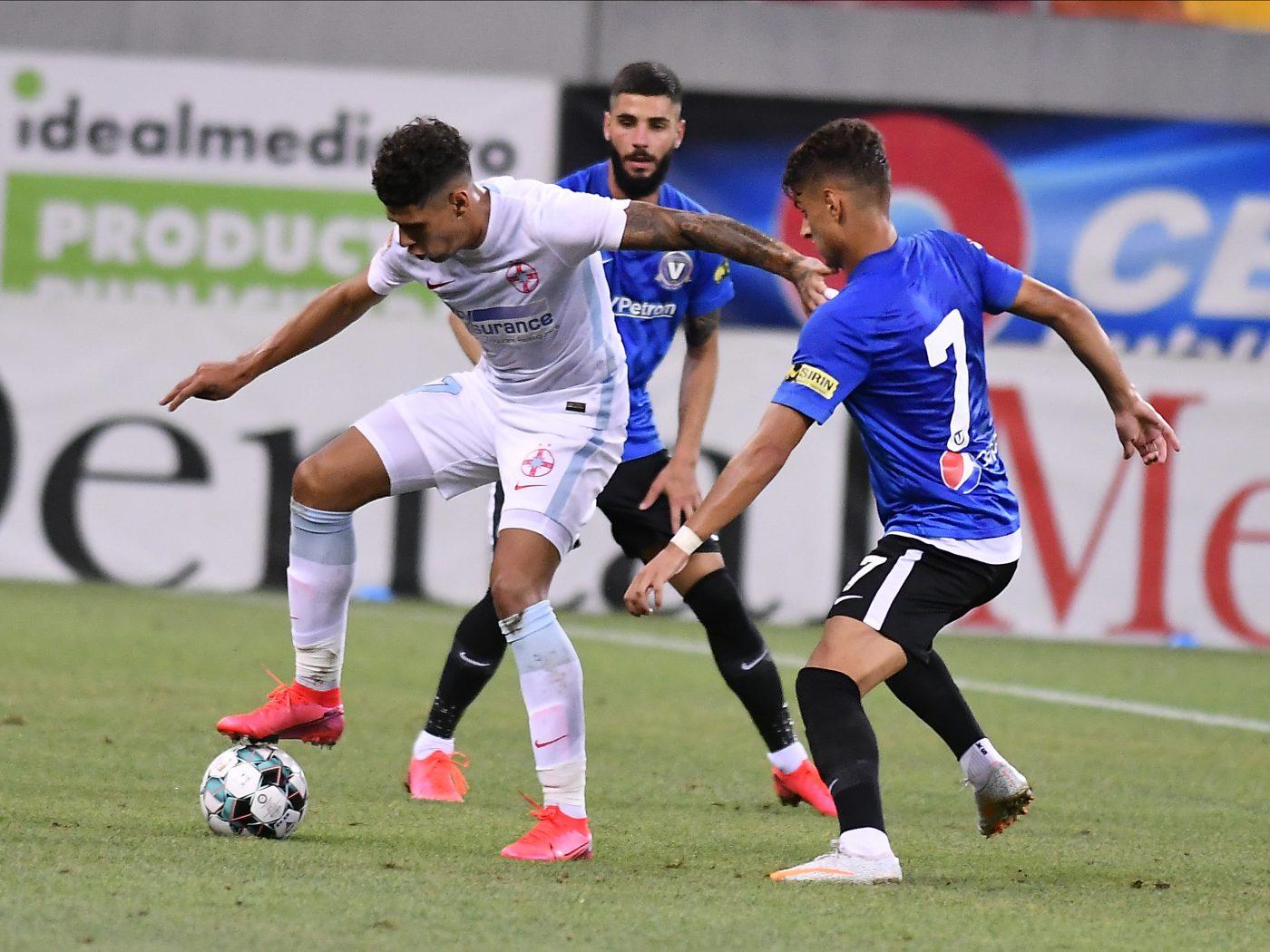 Viitorul – FCSB 0-0, Live Video Online în etapa a 17-a din Liga 1 | A început partida!