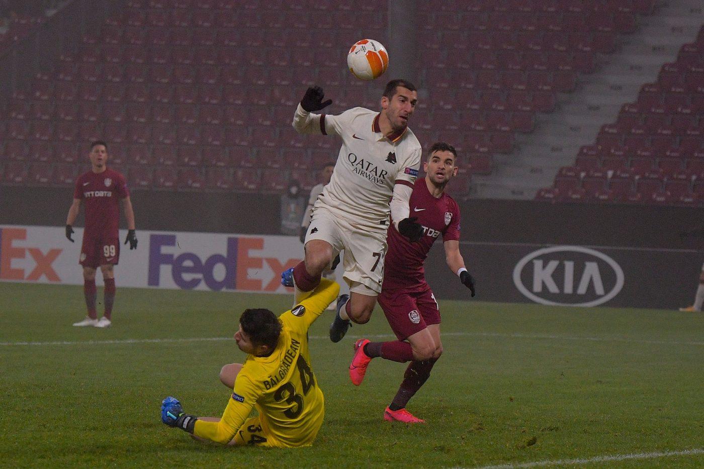 """Marius Bilașco, vehement după înfrângerea cu AS Roma: """"10 din 10 arbitri nu ar fi dat penalty!""""   EXCLUSIV ProSport Live"""