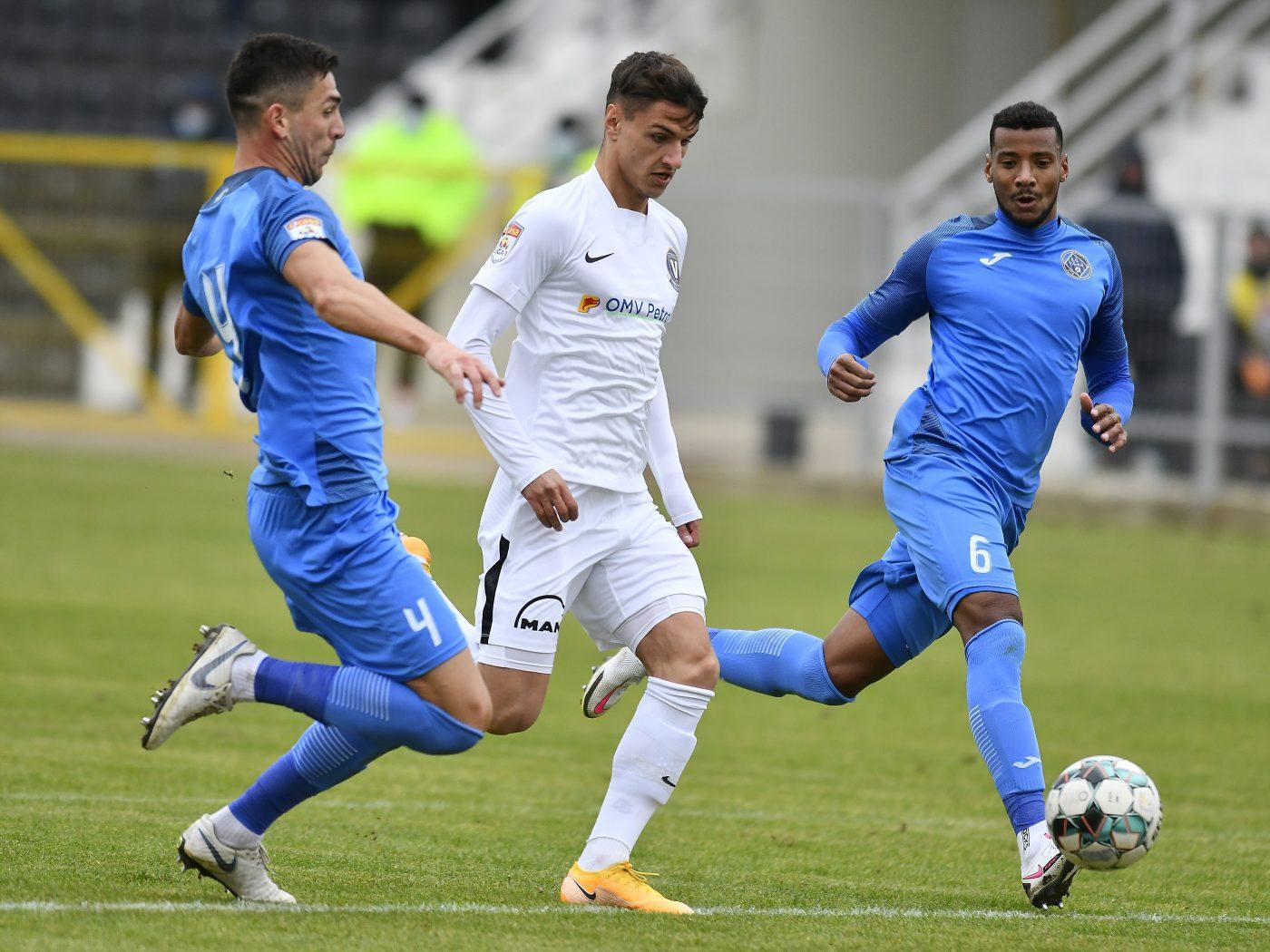 Viitorul – Clinceni 0-0, Live Video Online. Echipa lui Mircea Rednic, aproape de gol la Ovidiu