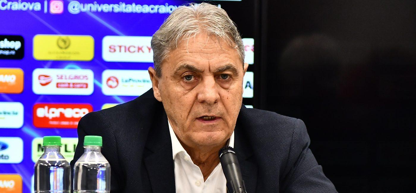 """Sorin Cârțu l-a dat de gol pe Mihai Rotaru: """"Acum e prin Maldive!"""". Ce spune despre situația de la Universitatea Craiova"""