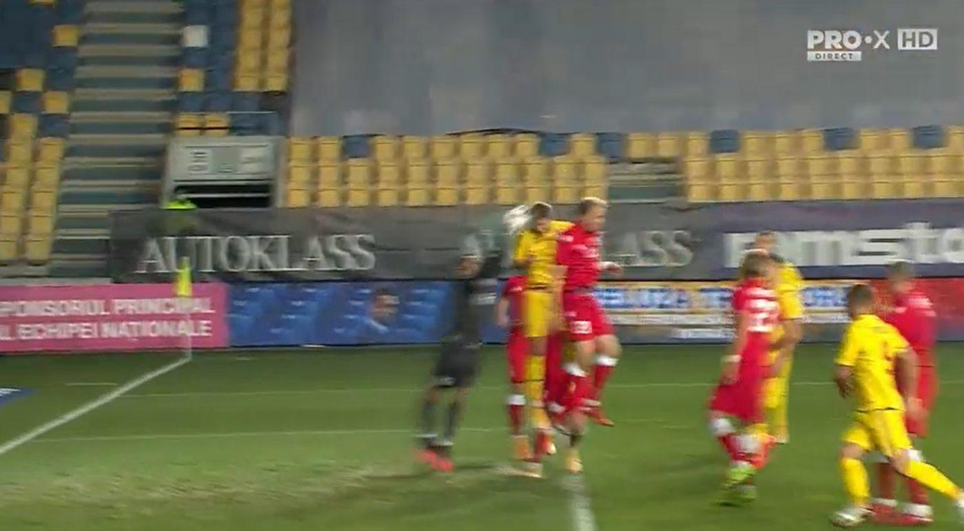 Bogdan Mitrea, debut cu gol la națională