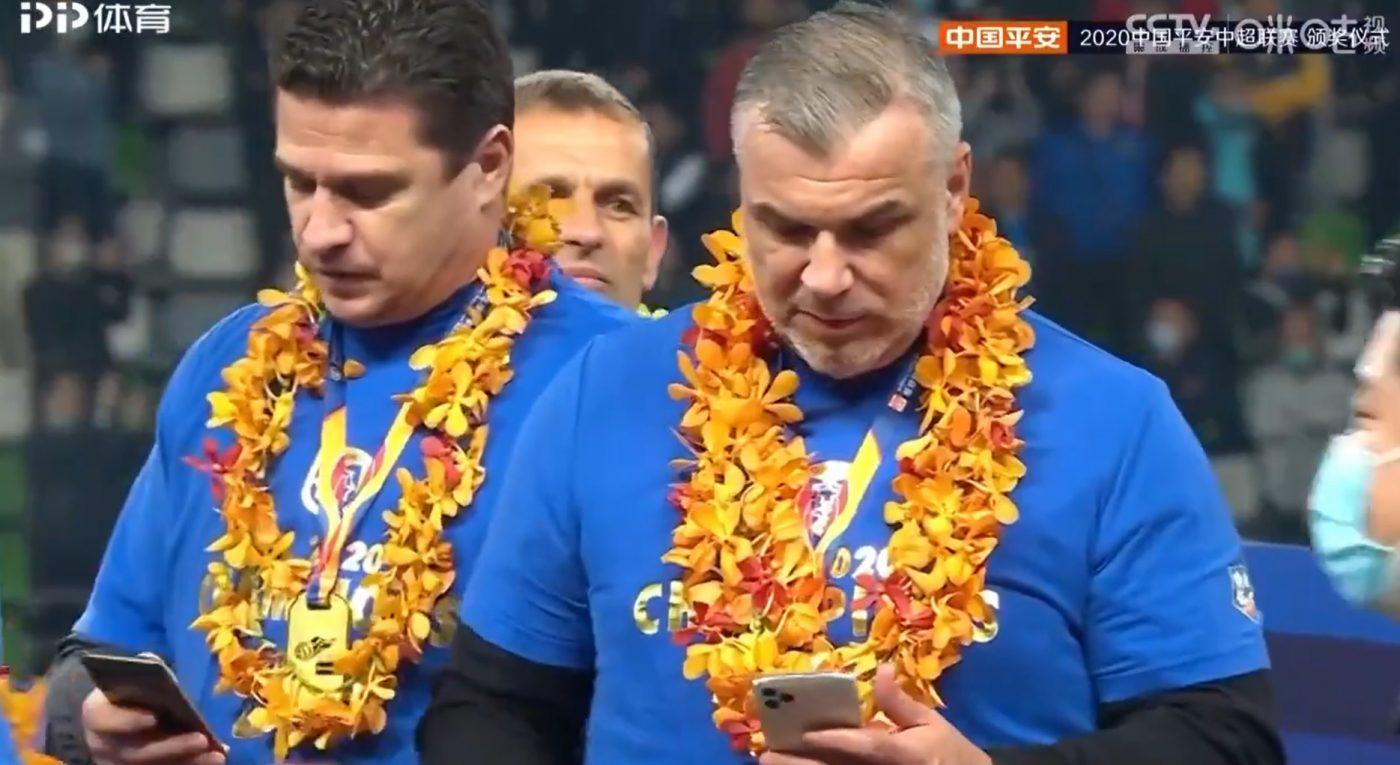 Cosmin Olăroiu, campion al Chinei