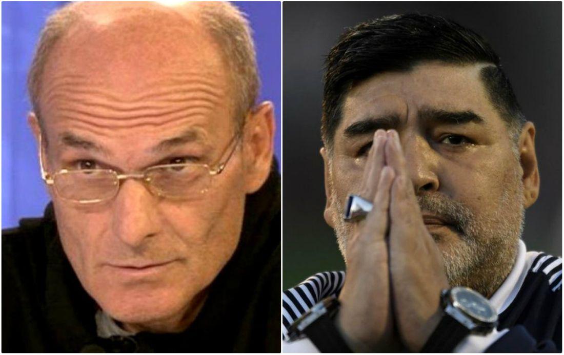 """CTP, atac asupra lui Diego Maradona: """"A jucat drogat de nenumărate ori și s-a lăudat cu un gol necinstit. Dumnezeu să-l ierte! Eu nu pot"""""""