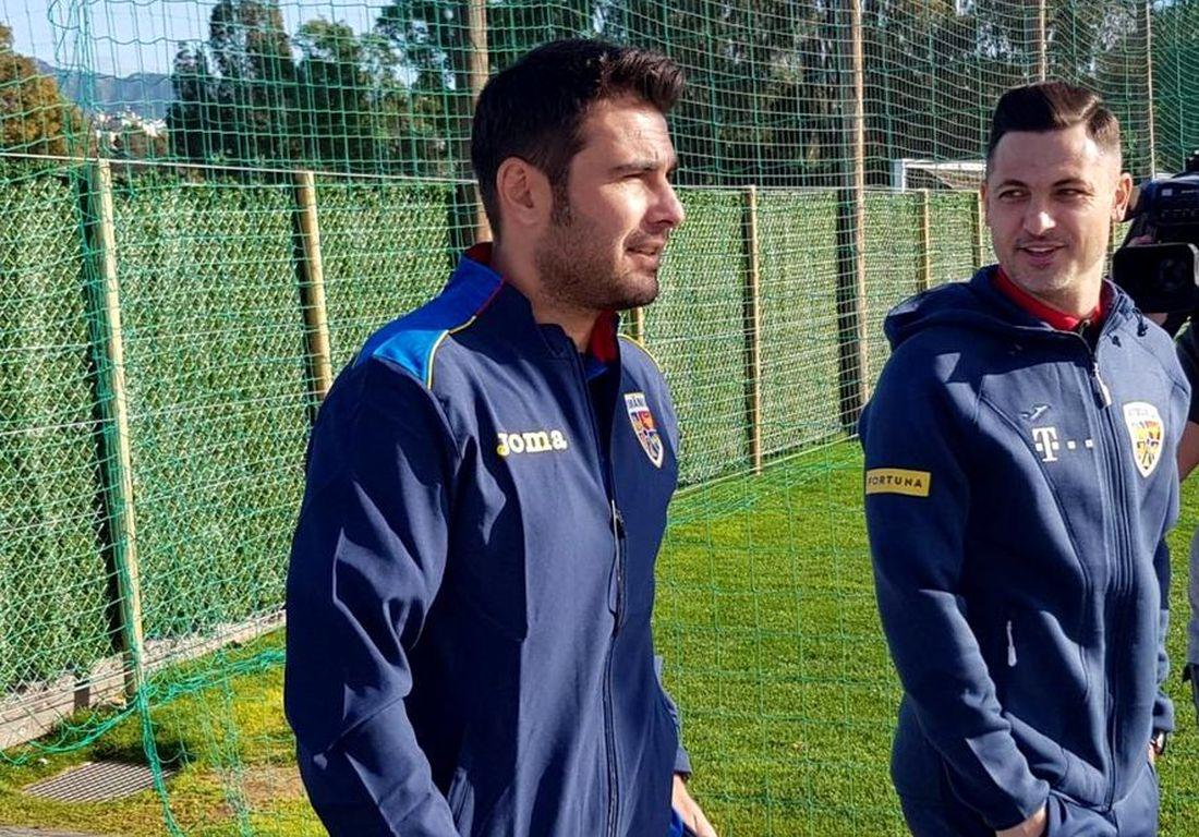 Mirel Rădoi și Adi Mutu au obținut licența UEFA PRO.