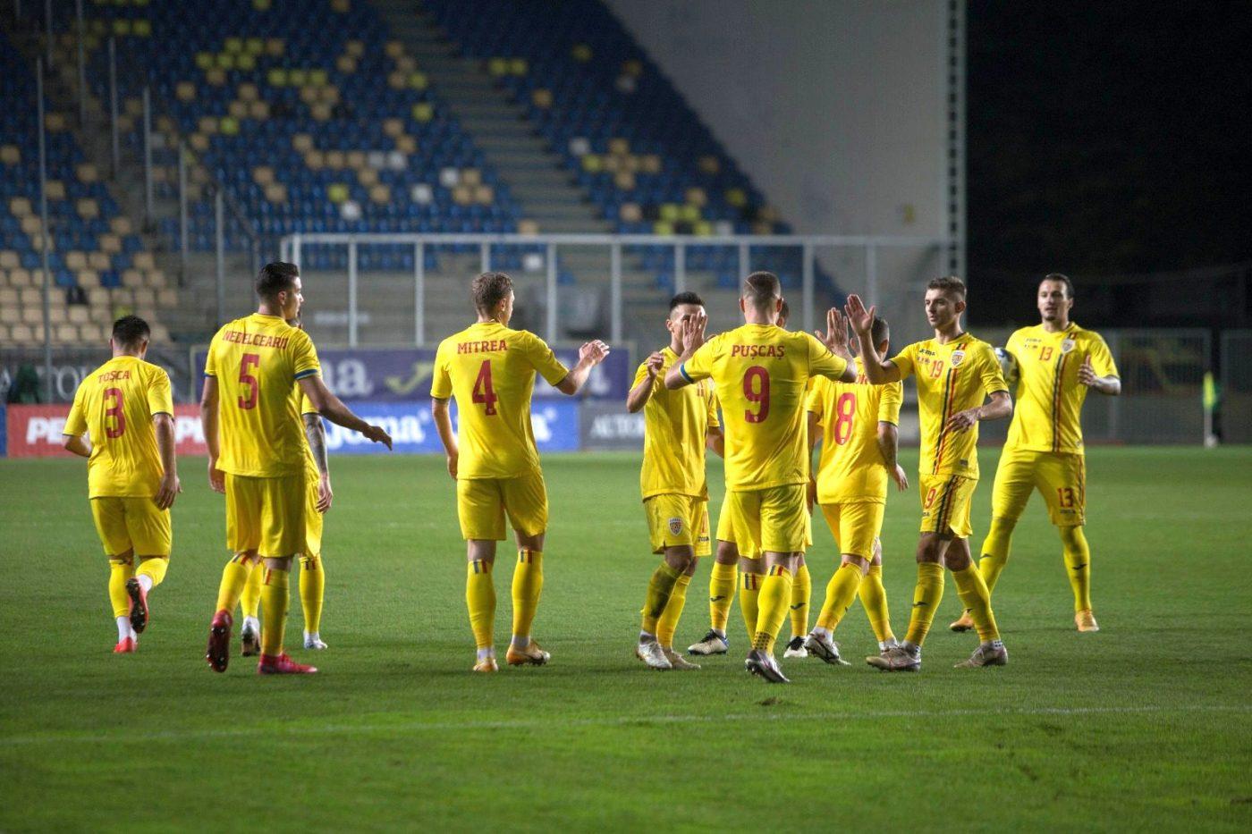 Ionuț Nedelcearu, omul meciului cu Belarus