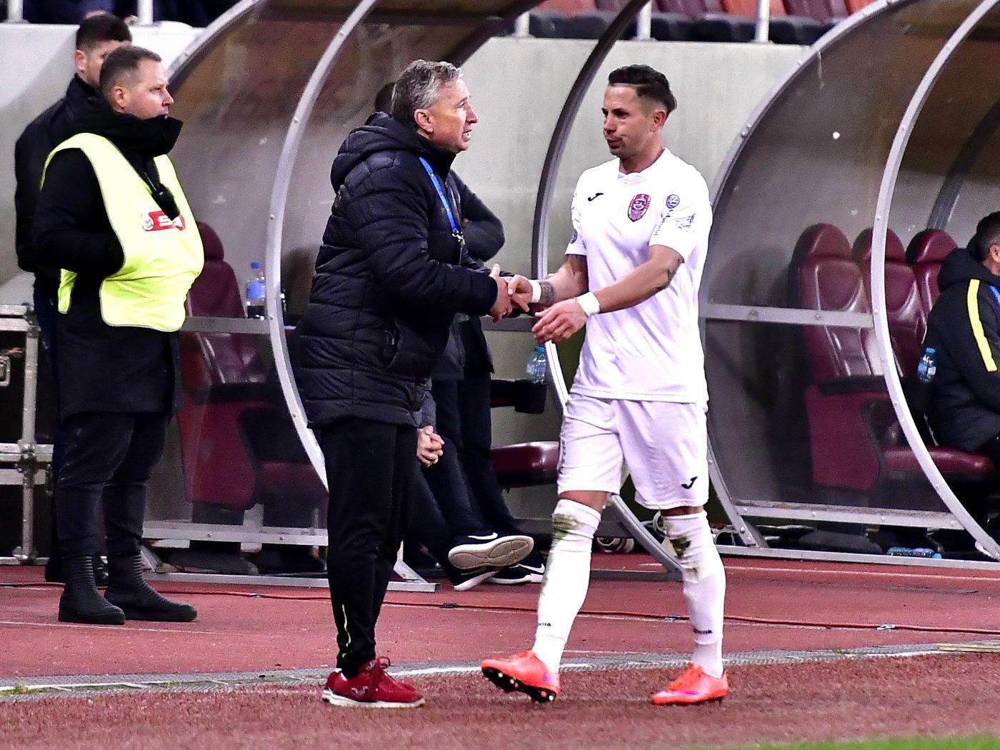 Relația dintre Deac și Petrescu n-a fost una bună în ultima vreme