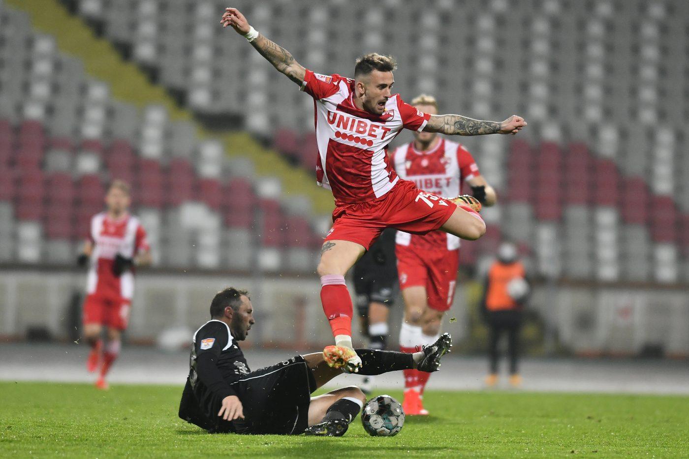 García jugó en el Manchester City, pero quedó impresionado por las acciones de la afición del Dynamo