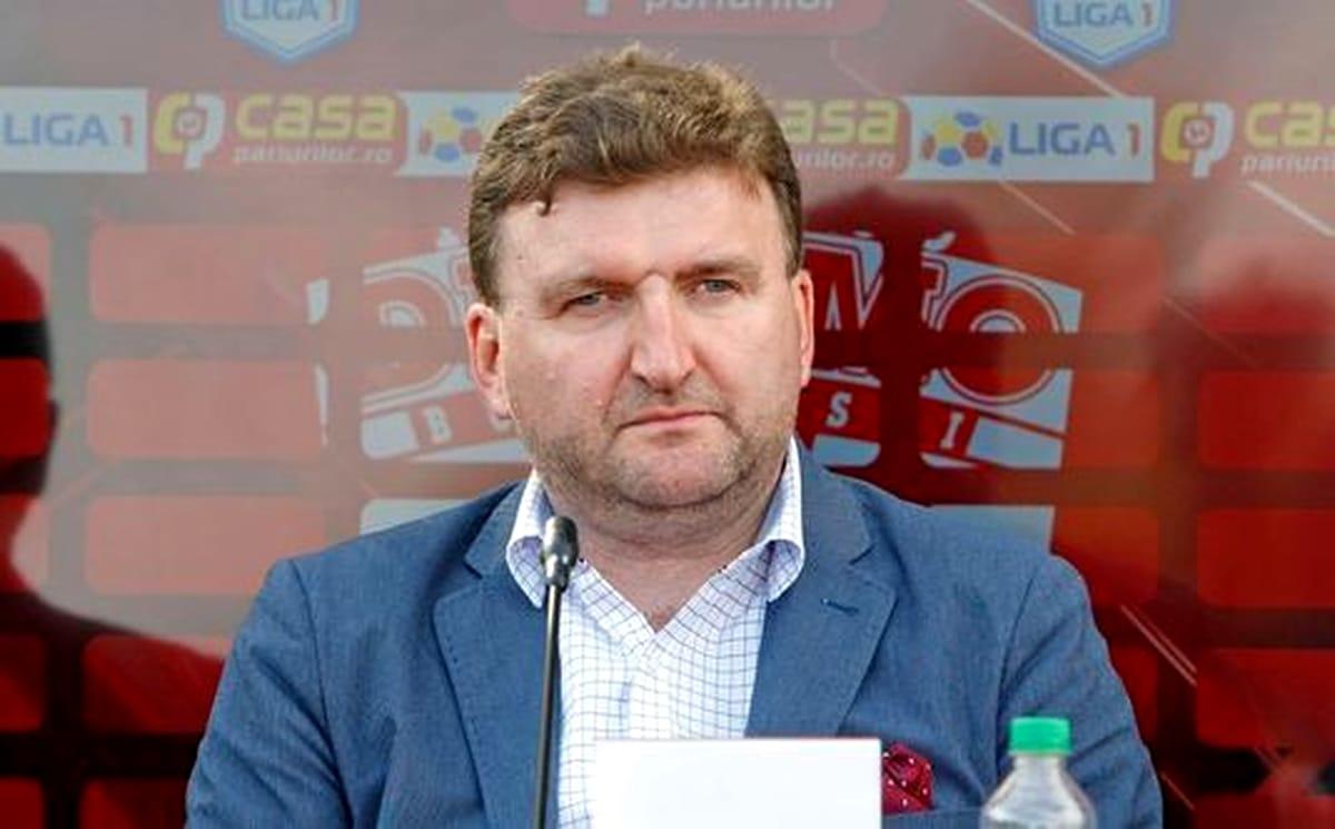 Dorin Șerdean a fost dat afară de la Dinamo, dar continuă să facă plăți din conturile clubului în interes propriu