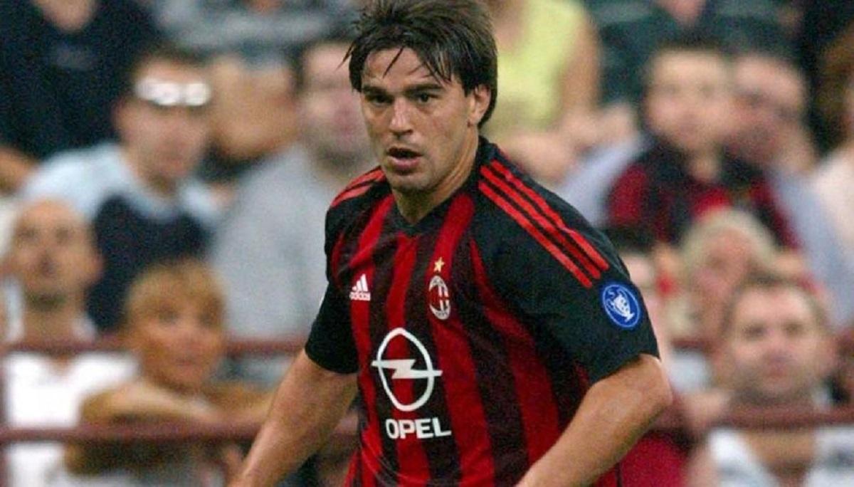Cosmin Contra, în tricoul lui AC Milan