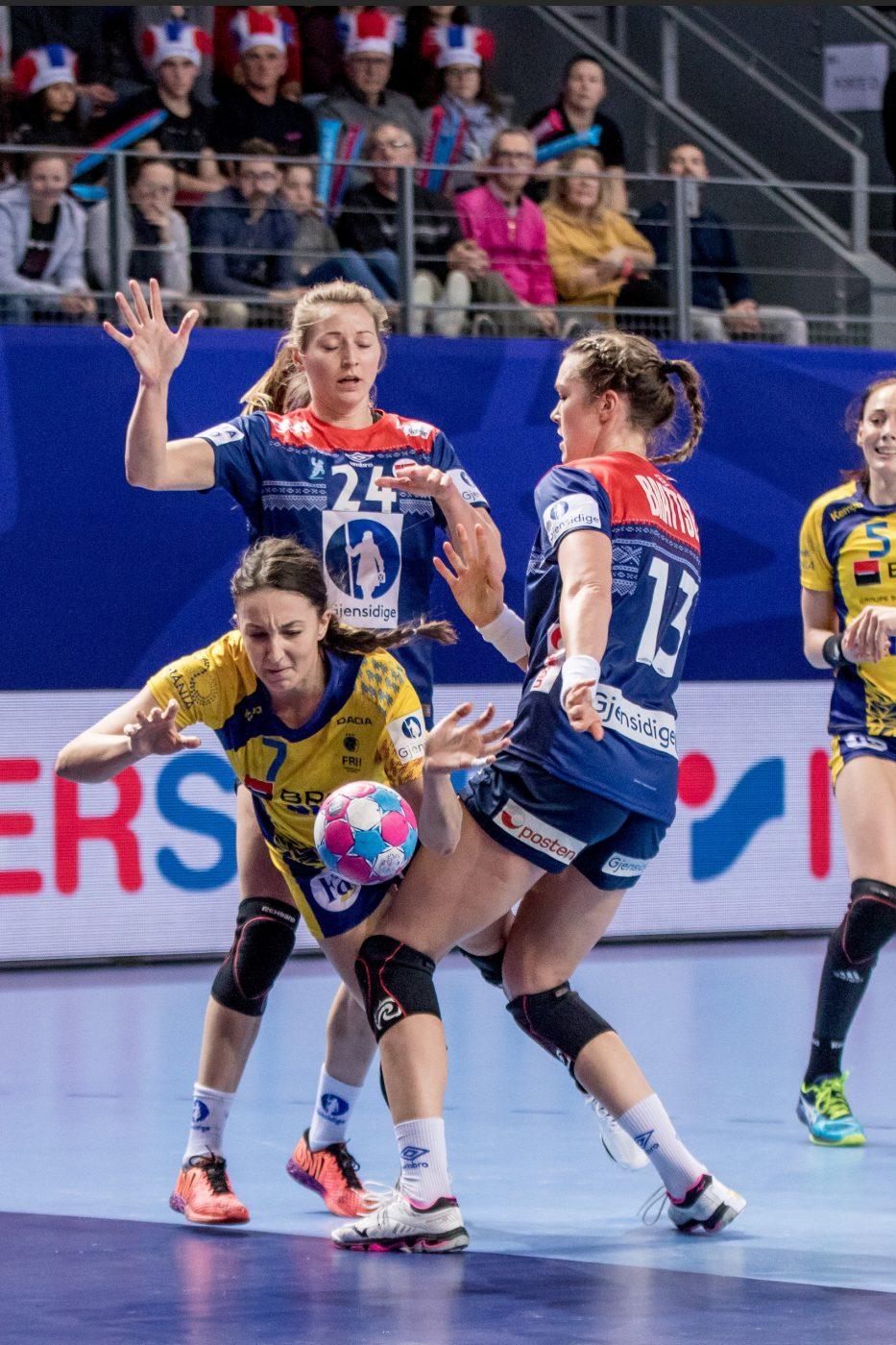 prezentarea campionatului european de handbal feminin 2020