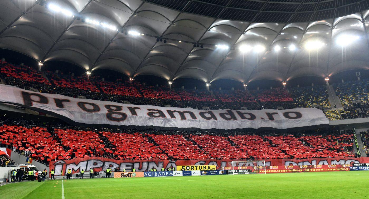 Suporterii lui Dinamo țin clubul in viață prin proiectul DDB