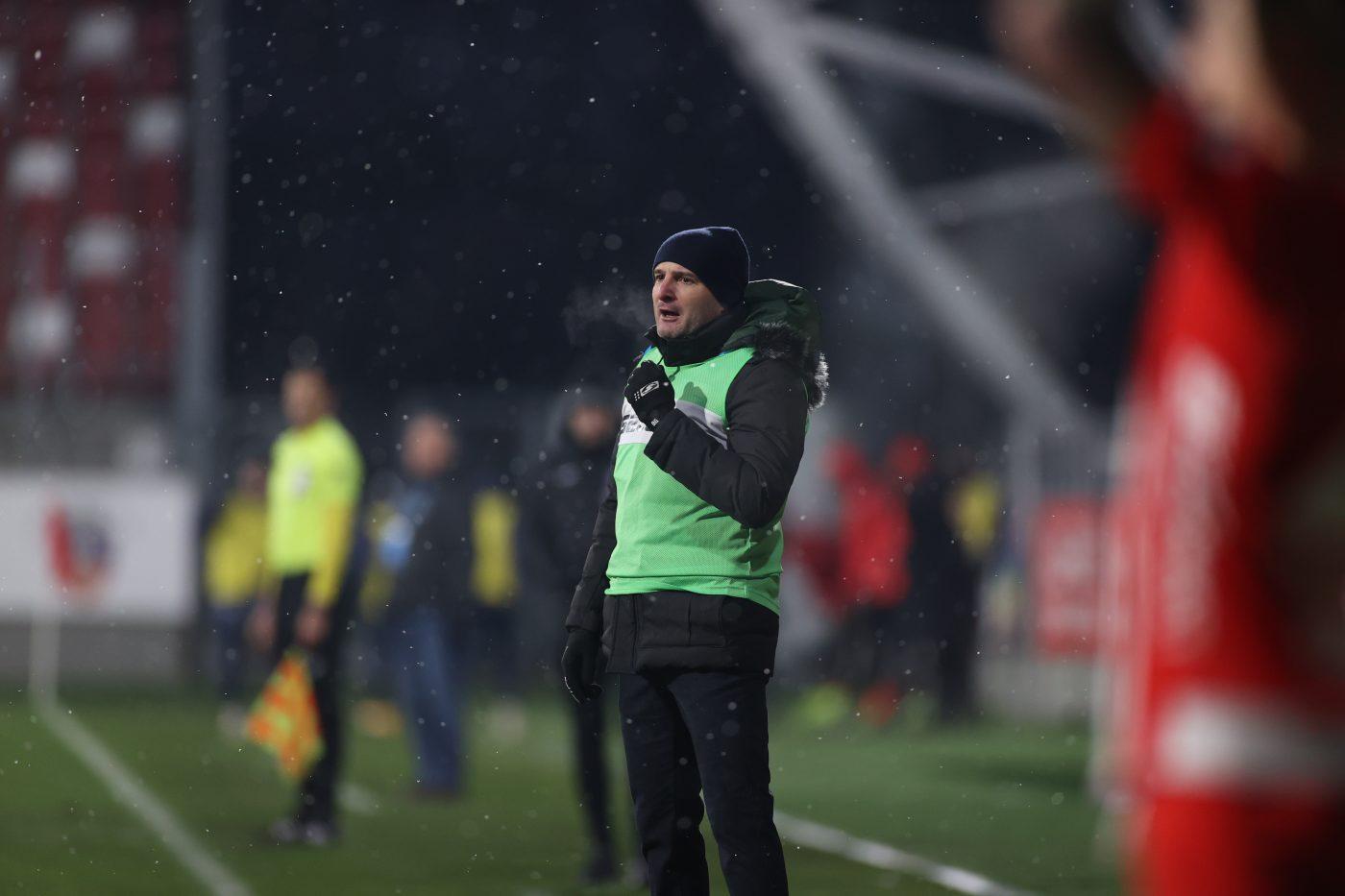 """Laszlo Balint """"respiră"""" după patru eșecuri consecutive: """"Cu Viitorul, un punct câștigat!"""""""