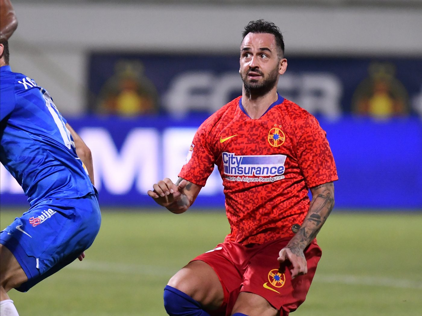 Gigi Becali vrea să scape de Aris Soiledis, iar grecul a decis în ce campionat dorește să ajungă