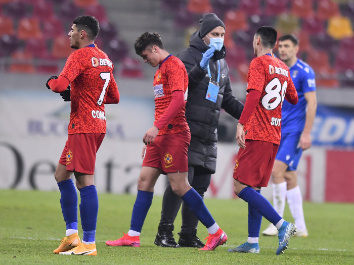 Cine este Gabriel Fulga, noul atacant al lui FCSB, debutat de Toni Petrea. Gigi Becali speră să încaseze milioane de euro