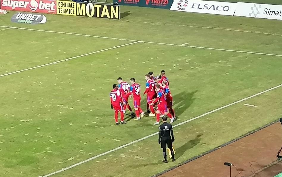 FC Botoșani – Dinamo 3-0. Repriză de coșmar pentru echipa lui Ionel Gane! Show total cu Keyta și Ongenda | Live Video Online