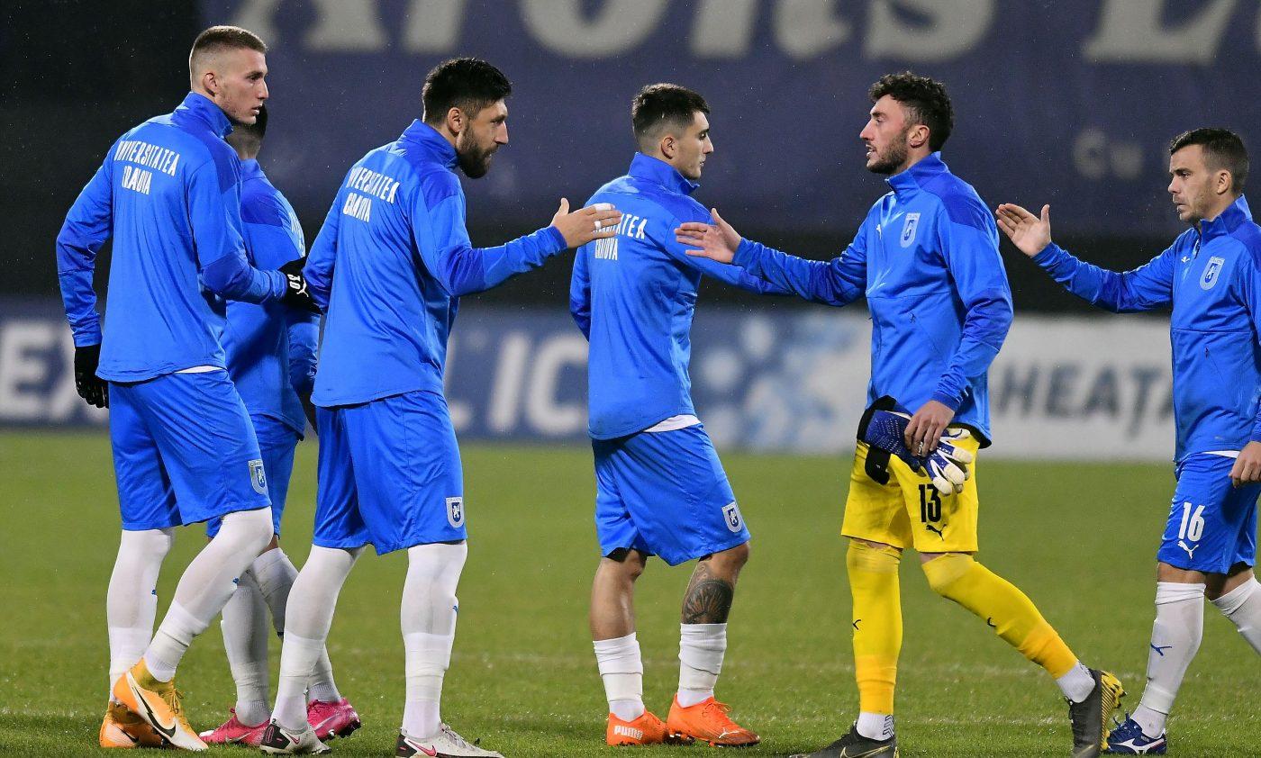 Universitatea Craiova a bifat primul transfer din 2021! Jucătorul a semnat pe patru ani