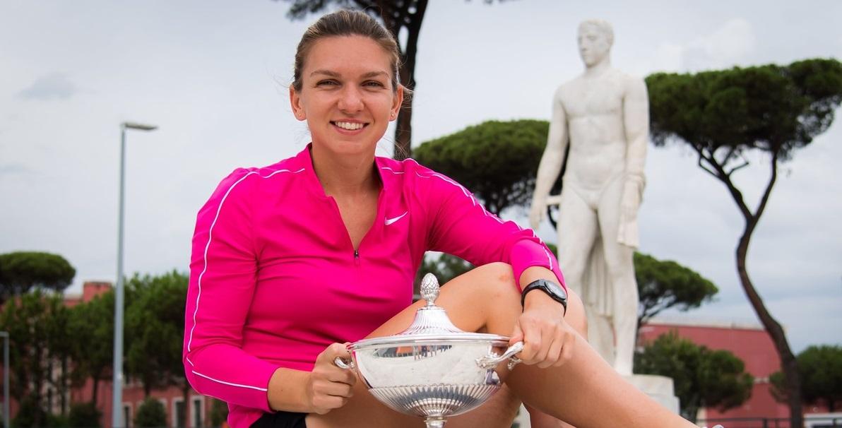 Simona Halep, interviu inedit, din balconul hotelului, înainte de Australian Open. Ce le-a spus jurnaliștilor urcați pe acoperișul unei clădiri | VIDEO