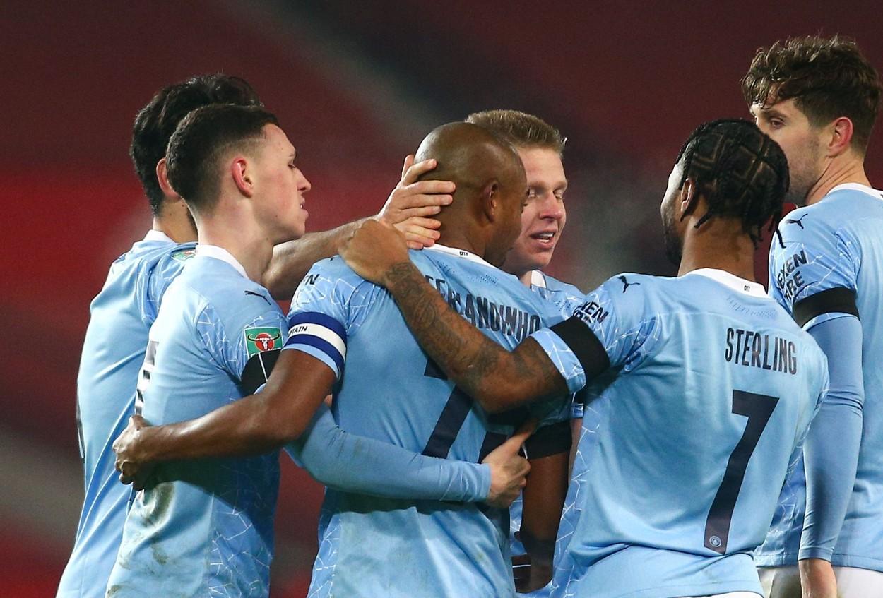 Champions League: Monchengladbach – Manchester City se joacă la Budapesta » Pariu în cota 1.50!