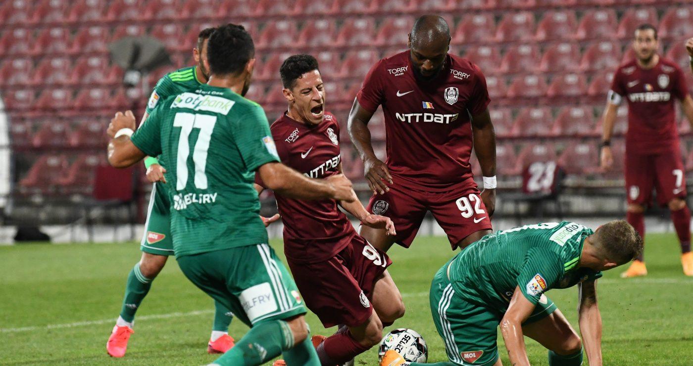 """Ger de """"îngheață mingea"""". Sepsi – CFR Cluj se va juca la o temperatură inumană. Edi Iordănescu: """"Mă aștept la cea mai grea deplasare"""""""